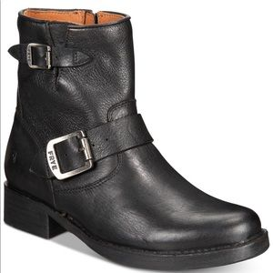 Frye Womens Vicky engineer boot